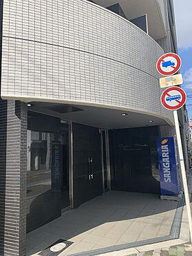 マンション(建物一部)-大阪市港区波除2丁目 玄関