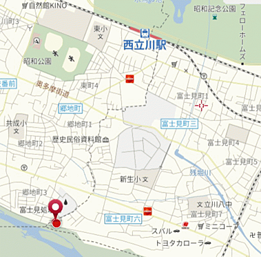 区分マンション-立川市富士見町6丁目 その他
