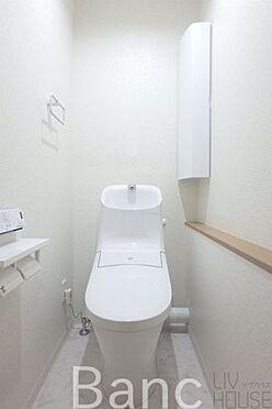 中古マンション-渋谷区本町3丁目 ウォシュレットトイレ