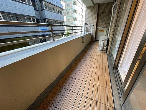 区分マンション-中央区日本橋大伝馬町 ワイドスパンバルコニー