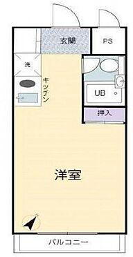 マンション(建物一部)-川崎市幸区南加瀬4丁目 間取り
