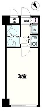 マンション(建物一部)-文京区本駒込5丁目 間取り