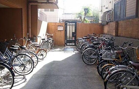 マンション(建物一部)-京都市下京区屋形町 駐輪スペースあり