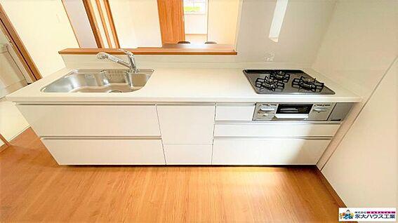 戸建賃貸-岩沼市平等3丁目 キッチン