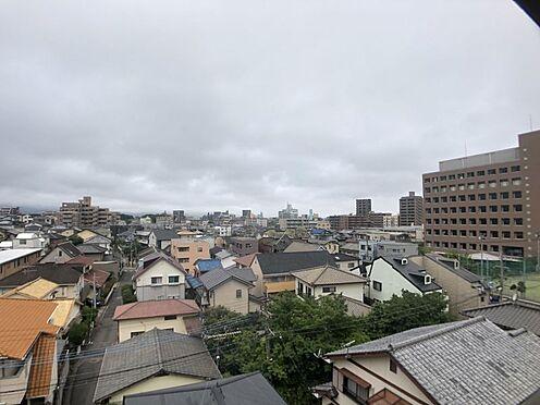 区分マンション-福岡市城南区別府6丁目 バルコニーからの眺望1です。