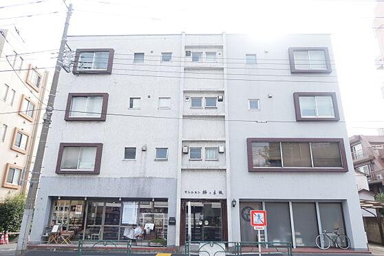 中古マンション-目黒区柿の木坂3丁目 外観