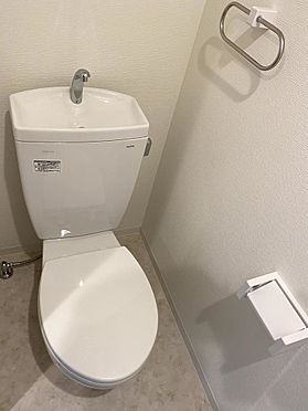 マンション(建物全部)-大阪市港区夕凪1丁目 トイレ