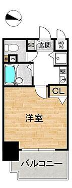 マンション(建物一部)-大阪市都島区都島本通2丁目 間取り