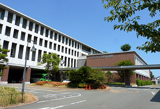 アパート-北九州市若松区東小石町 産業医科大学若松病院(2349m)