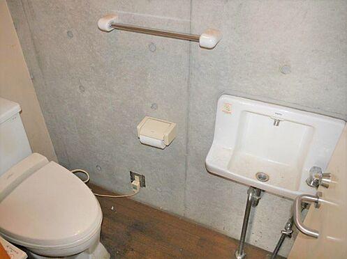 ビル(建物全部)-相模原市中央区星が丘4丁目 1階 店舗内 トイレ