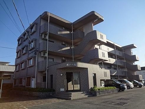 一棟マンション-松阪市久保町 外観