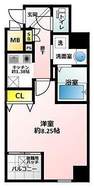 マンション(建物一部)-大阪市中央区久太郎町1丁目 間取り
