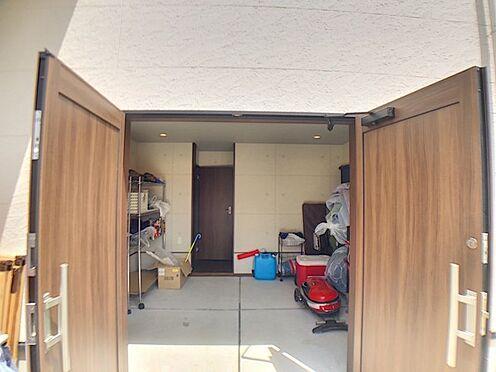 戸建賃貸-額田郡幸田町大字坂崎字石ノ塔 玄関横にアウトドアスペースがあります!