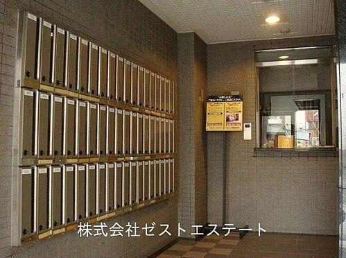 マンション(建物一部)-大阪市北区本庄西2丁目 防犯性にも配慮