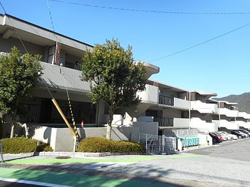 マンション(建物一部)-神戸市北区松が枝町3丁目 自然に溶け込むナチュラルテイストの外観