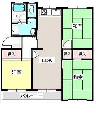 マンション(建物一部)-神戸市須磨区高倉台6丁目 各部屋に収納があり、ファミリー向けの間取りです