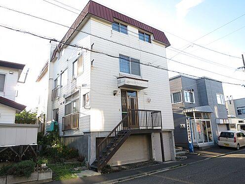 アパート-札幌市北区篠路一条8丁目 外観