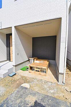 新築一戸建て-仙台市太白区富沢2丁目 駐車場