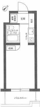 マンション(建物一部)-横浜市西区霞ケ丘 間取り