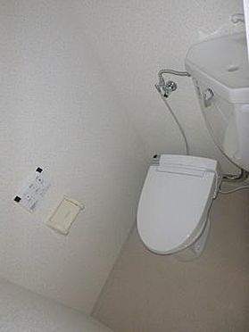 マンション(建物一部)-高槻市川添2丁目 トイレ
