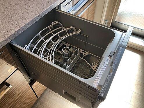 中古マンション-名古屋市緑区鳴子町2丁目 ご家庭の強い味方、食器洗い乾燥機付きです!