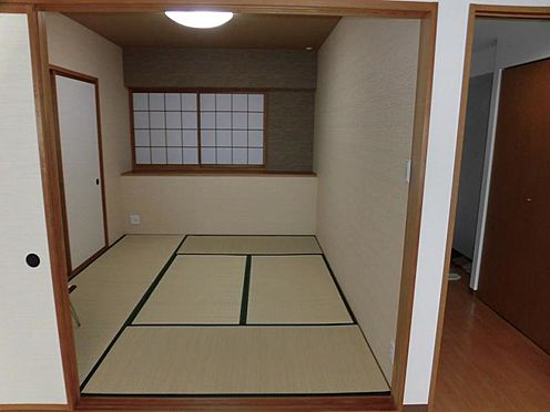 マンション(建物一部)-加賀市熊坂町 和室