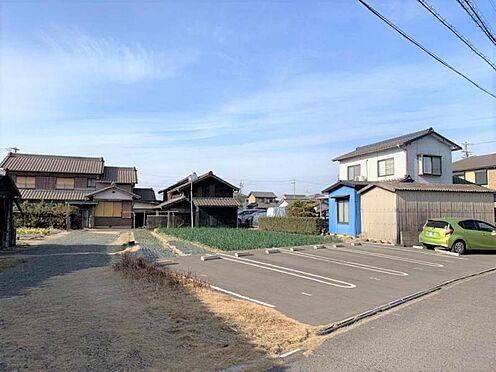 土地-知多市八幡字荒井 解体更地渡しのお土地です。建物プランのご提案も可能!