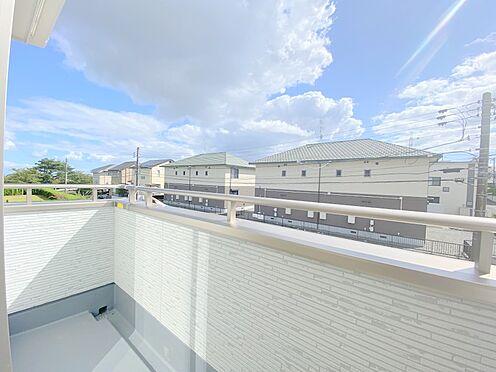 新築一戸建て-仙台市泉区南中山1丁目 バルコニー