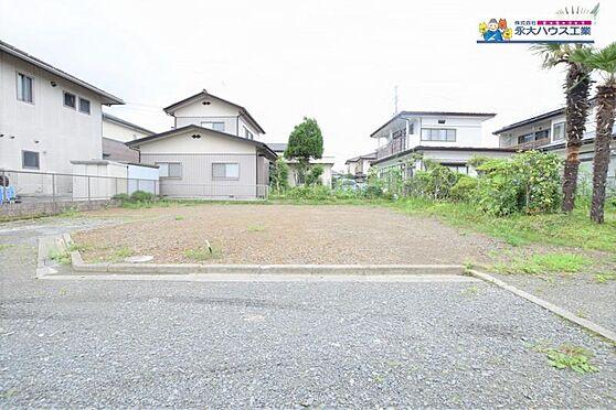 戸建賃貸-仙台市若林区遠見塚1丁目 外観