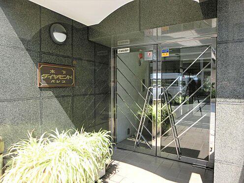 マンション(建物一部)-墨田区千歳2丁目 入口です。