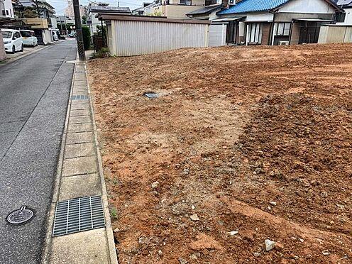 新築一戸建て-豊田市永覚新町1丁目 南側前面道路西方向