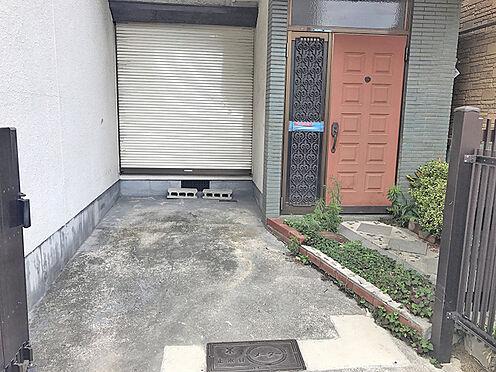 中古一戸建て-大阪市平野区瓜破東2丁目 玄関