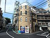 JR山手線「目白」駅より徒歩4分の一棟ビル(共同住宅・店舗・居宅)