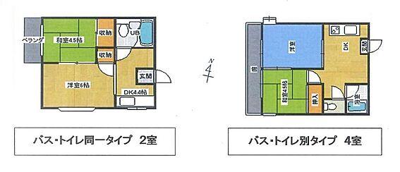 一棟マンション-神戸市須磨区行幸町1丁目 間取り