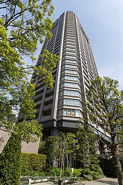 中古マンション-中央区佃2丁目 総戸数291戸の大規模タワーレジデンス