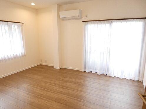 中古一戸建て-中央区佃1丁目 約8帖の主寝室、エアコン1台付き