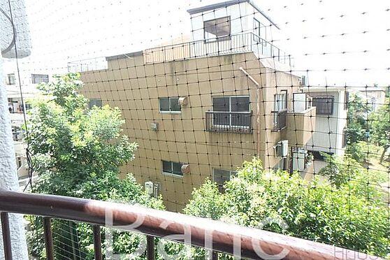 中古マンション-渋谷区本町3丁目 緑のある眺望