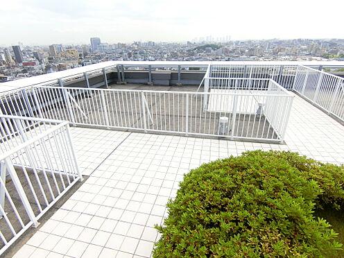 中古マンション-品川区荏原3丁目 360度の良好なパノラマを望める、屋上のビューラウンジ