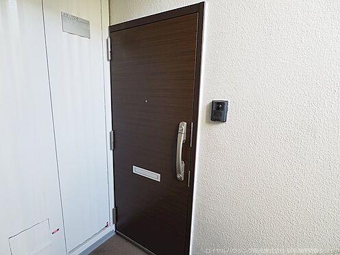 区分マンション-千葉市美浜区高浜3丁目 玄関ドアです(2021年交換)