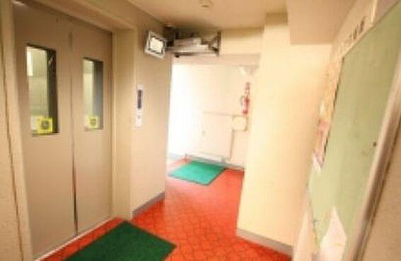 マンション(建物一部)-京都市上京区十四軒町 エレベーター