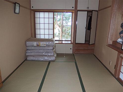 中古一戸建て-伊東市赤沢 【2階和室】 和室6帖