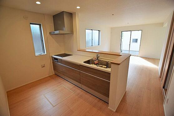 新築一戸建て-仙台市青葉区双葉ケ丘1丁目 キッチン