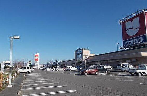 アパート-新発田市新栄町1丁目 ウオロク コモ店(367m)