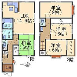 近鉄生駒線 南生駒駅 徒歩6分