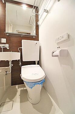 中古マンション-杉並区高円寺南5丁目 トイレ