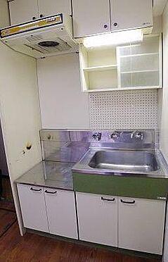 マンション(建物一部)-札幌市北区北十三条西4丁目 キッチン