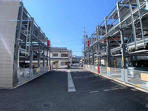 中古マンション-小牧市小牧2丁目 機械式駐車場です。