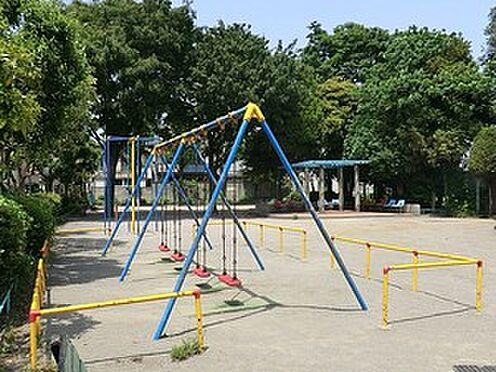 アパート-中野区南台3丁目 周辺環境:みなみ公園