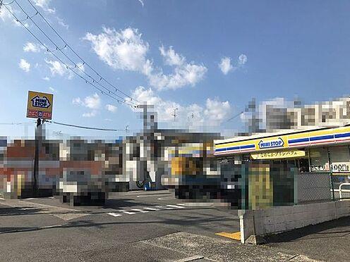 土地-高槻市栄町3丁目 ミニストップ 高槻寿町1丁目店