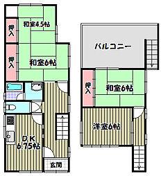 阪急伊丹線 新伊丹駅 徒歩18分